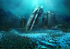 Ancient Underwater Ruins Found off the Coast of Spain… Atlantis Again? Luxor, Guppy, Aliens, Underwater Ruins, Mystery, Archaeology News, Greek Culture, Ancient Mysteries, Lost City