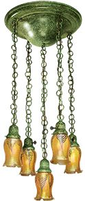 Interior Craftsman, Bungalow, Mission, Arts and Crafts Style Lighting - Old California Lantern 525 Company