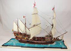 Galleon Revenge, 1577