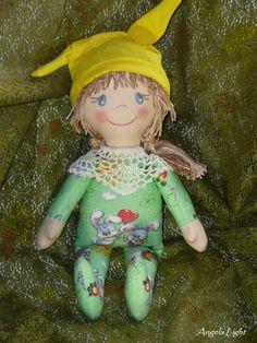 Фланелька Маняша ручной работы - купить или сделать на заказ. Магазин рукоделия Крафтбург | арт.:5860 Dolls, Create, Fictional Characters, Patterns, Baby Dolls, Block Prints, Puppet, Pattern, Doll