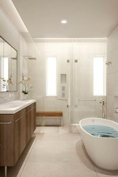 What Is Considered A Full Bathroom. Modern Full Bathroom With Flush Modobath Harmony 807 Wood Stool With Board In Polished