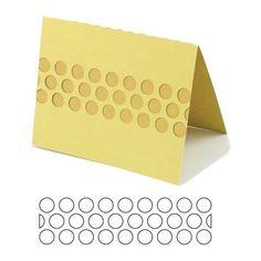We R Memory Keepers Die Cuto Out Polka Dots