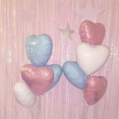 I love that kind of heart shape balloon