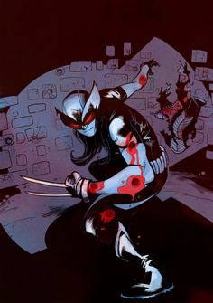 All new Wolverine by SebasP