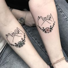 43 Cute Best Friend Tattoos for you and your BFF The tattoo you choose . - 43 Cute Best Friend Tattoos for You and Your BFF The tattoo you choose can be a symbol of how much - Unique Tattoo Designs, Tattoo Designs For Women, Tattoos For Women Small, Sister Tattoo Designs, Trendy Tattoos, Unique Tattoos, Fake Tattoos, Unique Sister Tattoos, Twin Tattoos