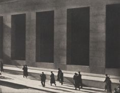 Philadelphia Museum of Art - Collections Object : Wall Street, New York