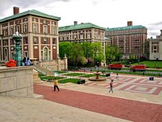 Columbia University in Manhattan