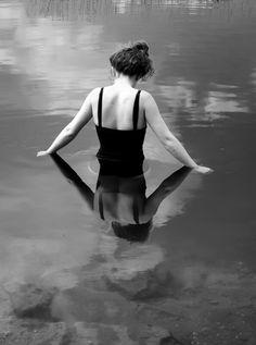 Wild. Swimming
