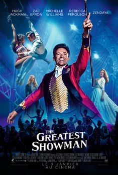 The Greatest Showman Hugh Jackman has done it again! Hugh Jackman is nominated in the 'Best Performance By An Actor In a Motion Picture - Musical Or Comedy' category for the 'The Greatest Showman' at the Streaming Vf, Streaming Movies, Hd Movies, Movies To Watch, Movies Online, Movies And Tv Shows, Movie Tv, 2018 Movies, Movies Free