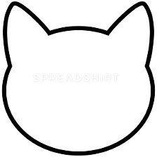 Cat Birthday, Birthday Parties, Gato Animal, Kitty Party, Silhouette Portrait, Disc Golf, Silhouettes, Fondant, Stencils