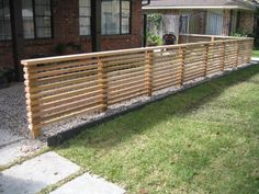 4u0027 High Horizontal Fence