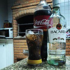 #cuba #bacardi #coca #ostentação