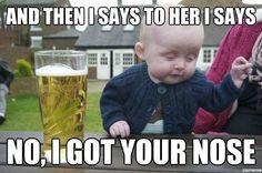 9 drunk babies