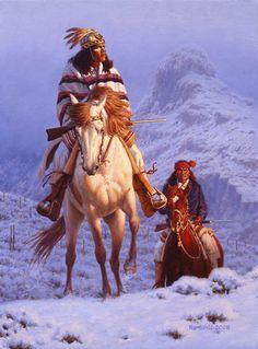 David Nordahl  Apache Gallery