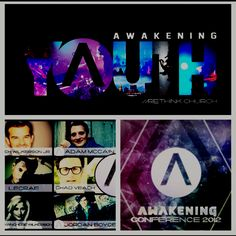 """Awakening Youth & Awakening Conference! Awakening Youth - Wednesday nights at 7pm. #rethinkchurch Awakening Conference - April 26-28  www.awakeningconference.net  www.awakeningyouth.com   #register #checkusout #AC2012   """"If you've had bad thoughts or bad experiences, previously in church than NOW is the time to check out our websites, and promo videos and it's time to RETHINK church!"""""""