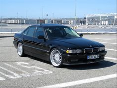 BMW E38 740i Alpina