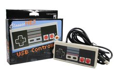 Classic USB NES Controller for PC  http://www.cheapgamesshop.com/classic-usb-nes-controller-for-pc/