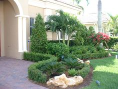 Image detail for -Florida home landscaping