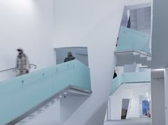 Reid building, the Glasgow School of Art by Steven Holl Arquitects #architecture