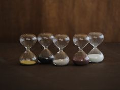 スナ式トケイ | 廣田硝子 Hirota Glass