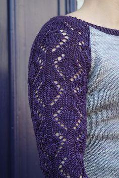 Ravelry: Jasseron pattern by Becky Wolf