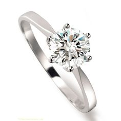 Tiffany Outlet Silver Diamond Ring - Click Image to Close