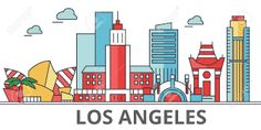 Image result for downtown los angeles icon