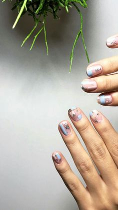 inst: @sasha_s_molokom / nail decor / nail art