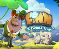 Luchshie Piny Doski Finn And The Swirly Spin Video Slot From