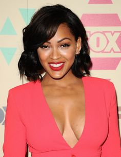 Meagan Good - Fox Summer TCA Party in Los Angeles - -[Click Image for Full Size and Gallery]- Best Hollywood Actress, Best Actress, Hollywood Actresses, Beautiful Black Women, Beautiful People, Megan Good, Lady Danger, African American Beauty, Famous Black