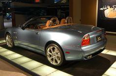 2003 Maserati Spyder Cambiocorsa Image
