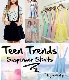 How cute is this trend for teens?