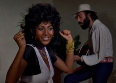 Pam Grier & Sid Haig Foxy Brown Pam Grier, Movie Memes, Husband, Hollywood, My Favorite Things, Celebrities, Movies, Horror, Celebs