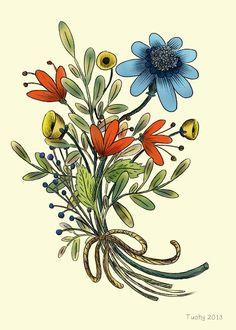 Hannah Tuohy Illustration