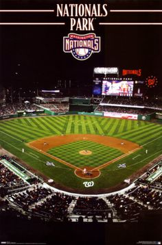 Washington Nationals Stadium. Take the metro, but make sure you have enough credits on your pass to get back on after the game! Best advice we got the whole trip to DC!!!!