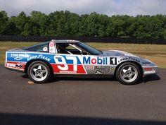 C4 Corvette Challenge Race Car