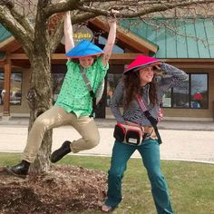 Caution: Wearing @kavu may cause random bouts of silliness! #hangingout #readyforsummertime #trustgeartrustsource