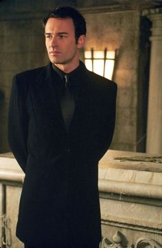 Cole Turner.. Charmed. Damn, him + those power suits = Hawt!