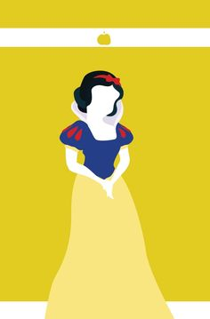 Disney Princesses 6 Snow White by nati-nio on deviantART