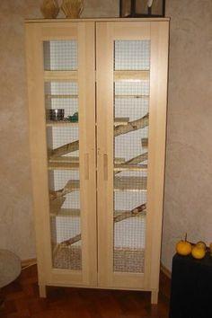 chinchillak fig gr e und einrichtung chinchilla pinterest einrichtung k fig und. Black Bedroom Furniture Sets. Home Design Ideas