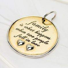 Accessories Shop, Quote Family, Jewelery, Charmed, Buy Shop, Personalized Items, My Love, Silver, Gifts