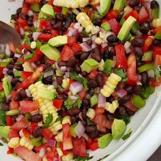 Best Black Bean Salsa Recipe