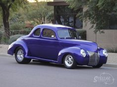 40 Ford Pro-Street Coupe!