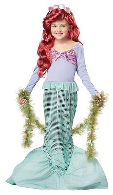 Ariel costume. could I DIY?