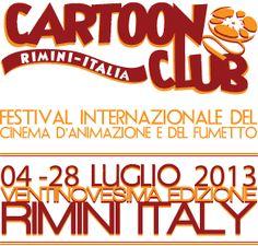 Tradizionale appuntamento con il festival internazionale del cinema d'animazione e del fumetto.