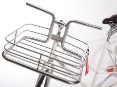 #BikePorter manillar con cesta integrada. www.avantum.info/bike-porter
