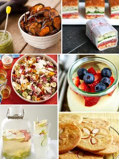Pack a Beach-inspired Picnic
