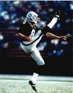 Ray Guy - Oakland Raiders Raiders Stuff f358fee6e