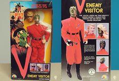 V Enemy Visitor - Ljn - 1984