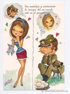 caricaturas de amor es - Buscar con Google